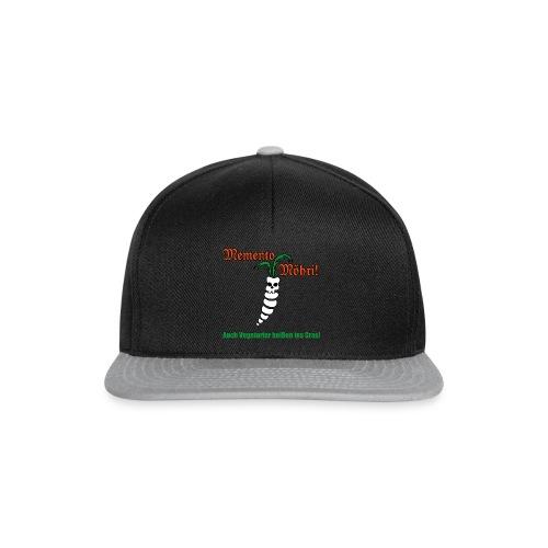 Memento Möhri - Snapback Cap