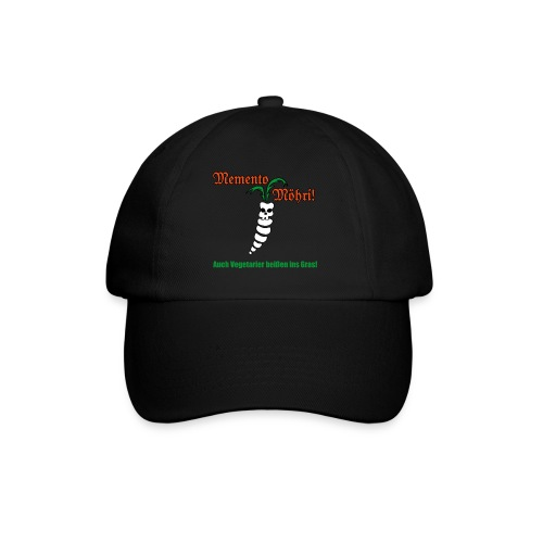 Memento Möhri - Baseballkappe