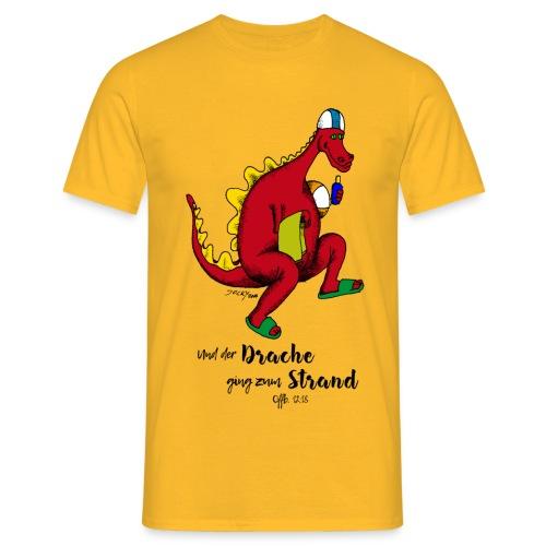 Der Drache 2 (Männer) - Männer T-Shirt