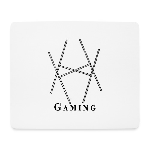 Heimathafen Gaming Mousepad Logo Only - Mousepad (Querformat)