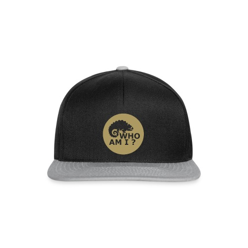 Who am I? - Cap - Snapback Cap