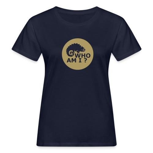 Who am I? - Bio-T-Shirt - Frauen Bio-T-Shirt