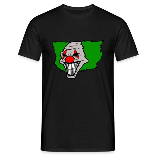 Killer Clown T-Shirt - Männer T-Shirt