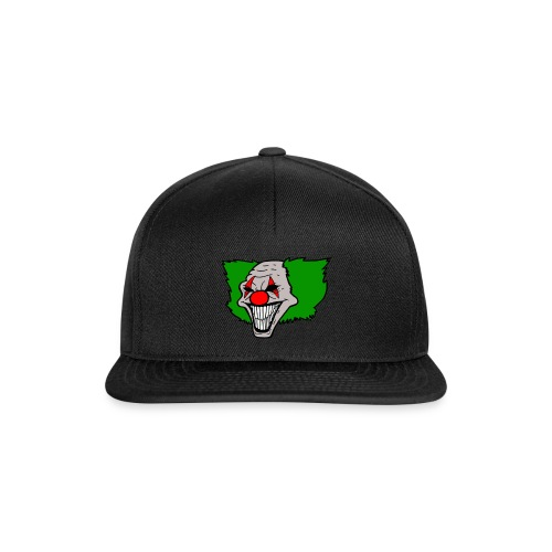 Snapback Killer Clown - Snapback Cap