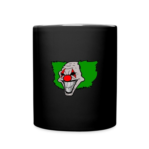 Killer Clown Kaffeetasse - Tasse einfarbig