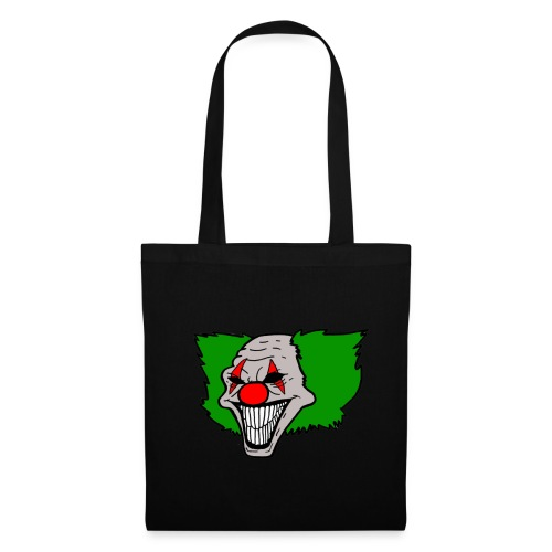 Killer Clown Tasche - Stoffbeutel