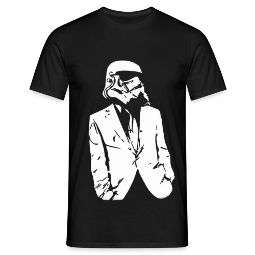 Stormtrooper Chillin' - T-shirt Homme