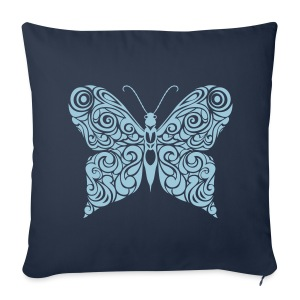 Schmetterling - Sofa pillow cover 44 x 44 cm