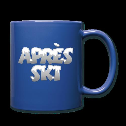 Après-Ski Schnee Wintersport Design