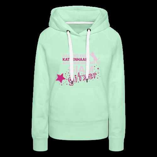 Siam Glitzer - Frauen Premium Hoodie
