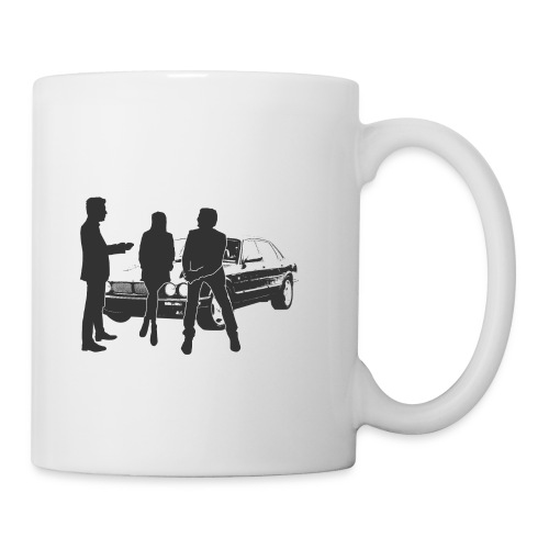 Tasse POA - L'équipe - Mug blanc