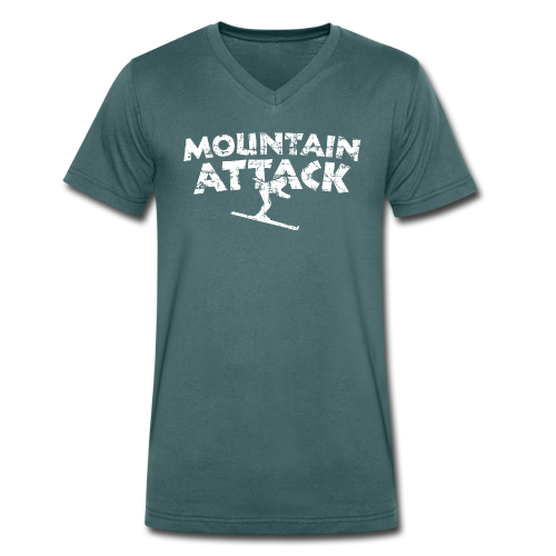 MOUNTAIN ATTACK Wintersport Ski Design (White)