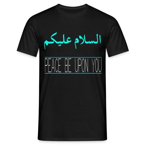 As-salaam T-shirt Black (Men) - Men's T-Shirt