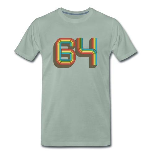 64 Forever - Men's Premium T-Shirt