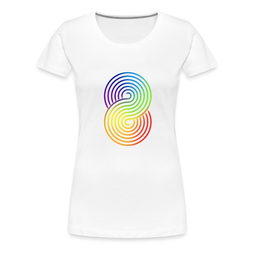 Womens Chrysalis T-Shirt - Women's Premium T-Shirt