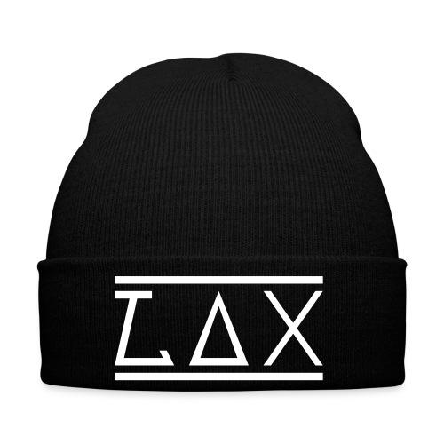 LAX LOGO BEANIE BLACK - Wintermütze