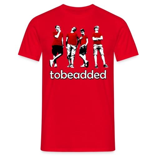 Shirt ♂ on Tour - Männer T-Shirt