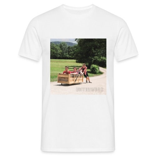 Shirt ♂ Unterwegs - Männer T-Shirt