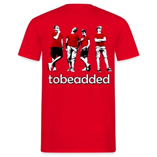 Shirt ♂ On Tour mit Logo - Männer T-Shirt