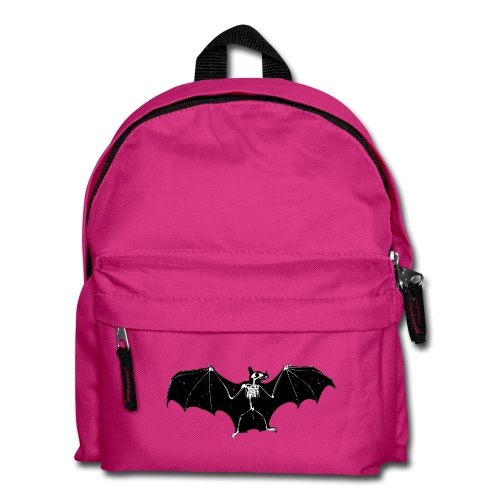 Halloween bat skeleton backpack - Kids' Backpack