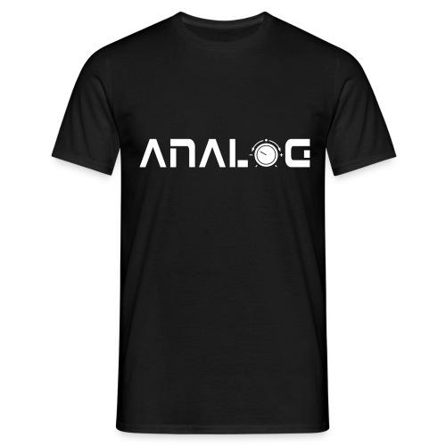 Rotary Knob (weiss) - Männer T-Shirt