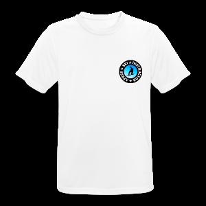 Après-Ski Instructor (Blue) Snowboarder Funktionsshirt - Männer T-Shirt atmungsaktiv