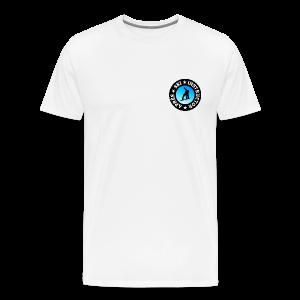 Après-Ski Instructor (Blue) Snowboarder S-5XL T-Shirt - Männer Premium T-Shirt
