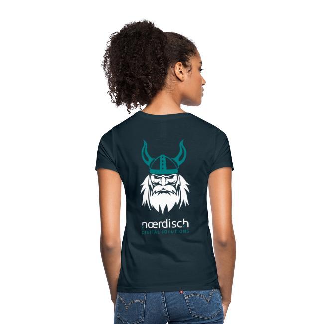 6c6deb3cf1 Noerdisch Streetwear Shop   Noerdisch Damen-T-Shirt Viking 2 ...