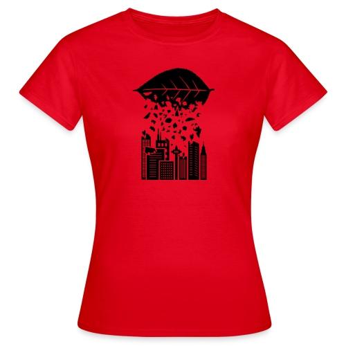 Leaves Metropole T-Shirts - Frauen T-Shirt
