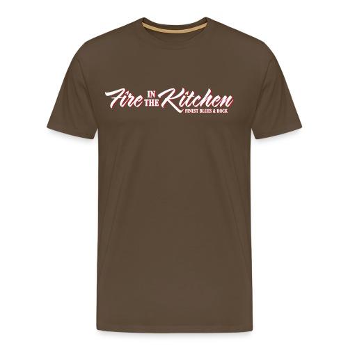 Fire In The Kitchen PremiumShirt - Männer Premium T-Shirt