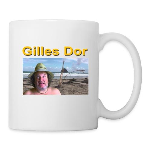 tasse manger sur l'eau - Mug blanc