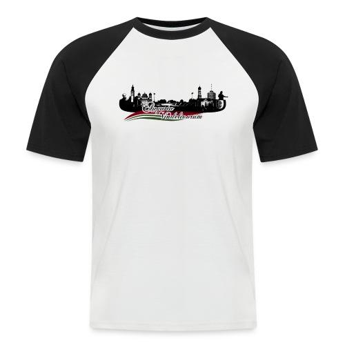 Augsburg Männer Baseball-T-Shirt - Männer Baseball-T-Shirt