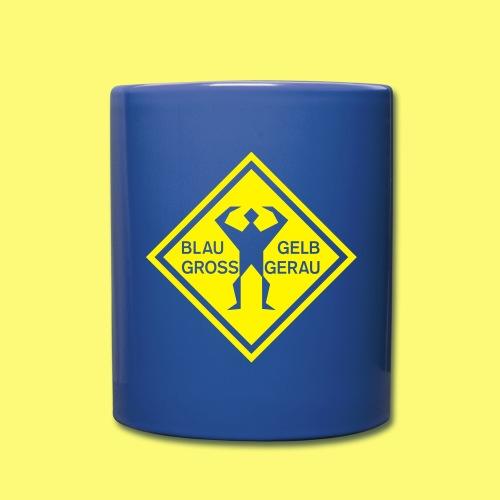 BG-Tasse - Tasse einfarbig