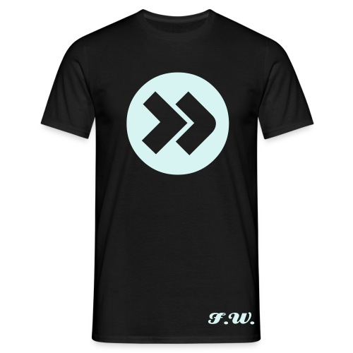 T-shirt Blackreflector p1 - T-shirt Homme