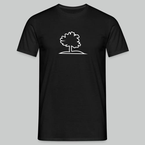 Baum - Mann - Männer T-Shirt