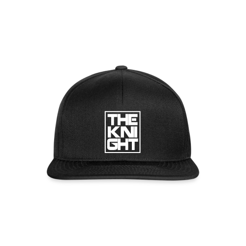 The Knight Snapback  - Snapback cap