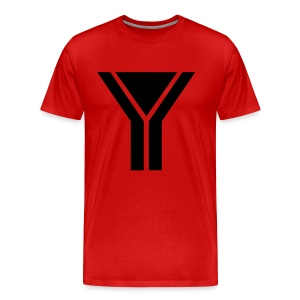 CRC Original T-Shirt - Red - Men's Premium T-Shirt