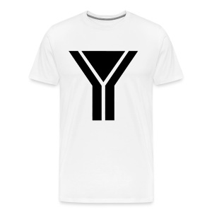 CRC Original T-Shirt - White - Men's Premium T-Shirt