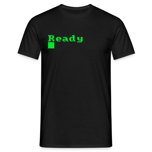 Ready - T-shirt Homme
