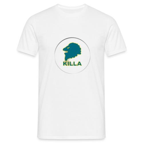 Logo IN Circle - Men's T-Shirt