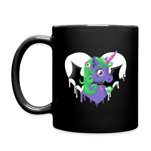 Mug Creepy Unicorn - Tasse en couleur