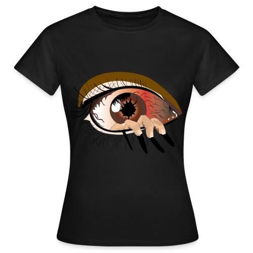 The Eye - T-shirt Femme