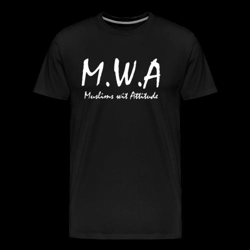 M.W.A Premium Shirt - Männer Premium T-Shirt