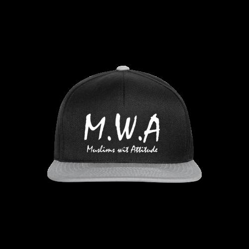 M.W.A Cap - Snapback Cap