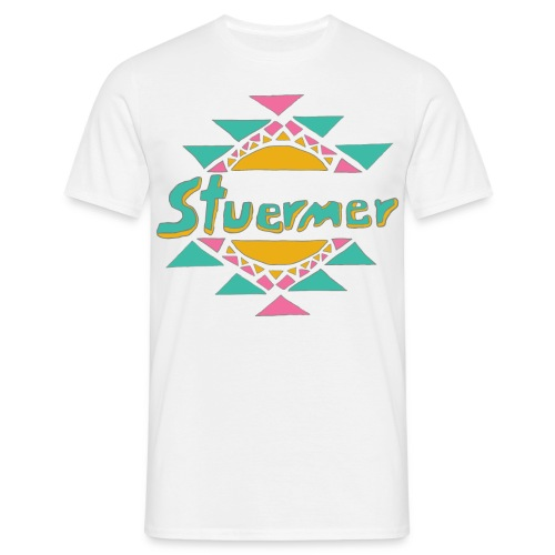 Stuermer Shirt : white - Men's T-Shirt