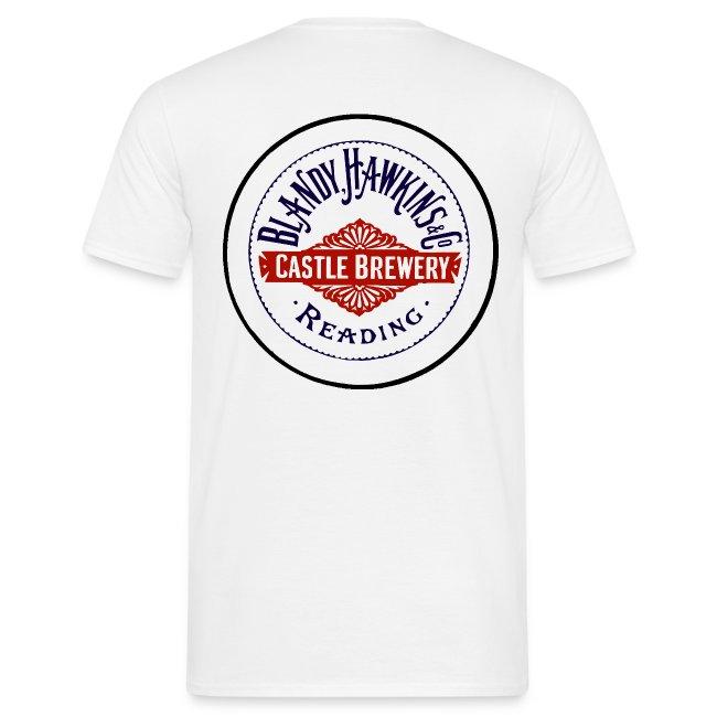 Blandy & Hawkins' Castle Brewery, Reading (Back)