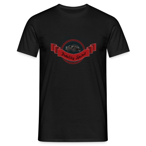 CUBAN CLASSIC Cadillac-Brand - Männer T-Shirt