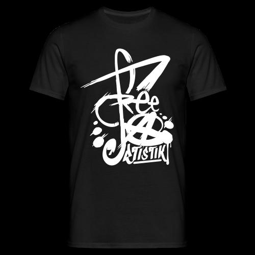 T-Shirt Homme - FreeArtistik - T-shirt Homme