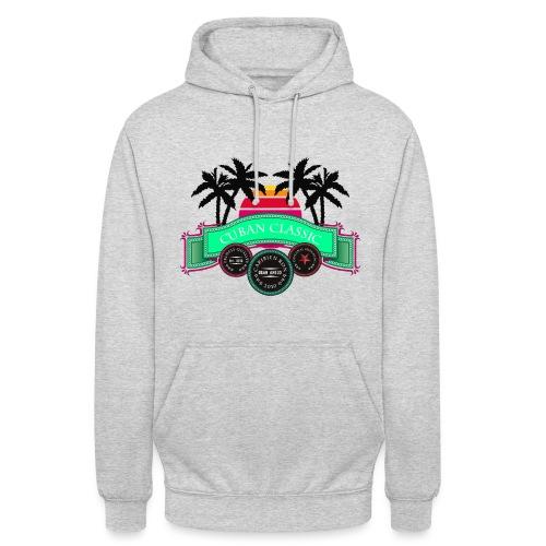 CUBAN CLASSIC Palm-Ron-Brand - Unisex Hoodie