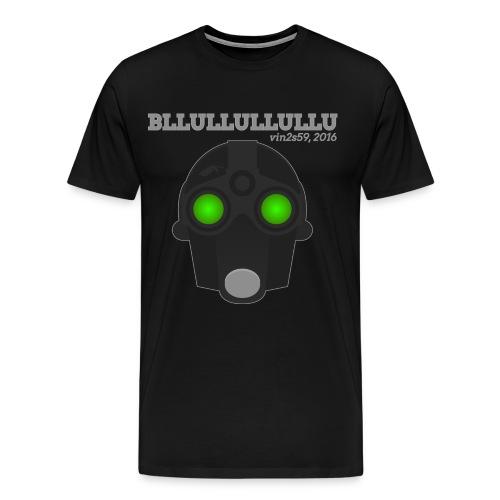 BLULLULLULLU - T-shirt Premium Homme